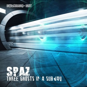 Spaz - Three Ghosts in a Subway (2006)